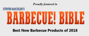 Barbecue Bible Best New Product 2018